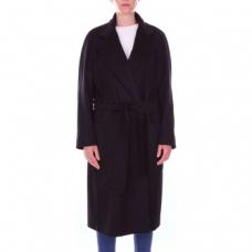 Abrigo Bottega Martinese  IT017495122 Abrigo Mujer negro  en color Negro