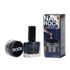 Nail Rock Velvet Navy