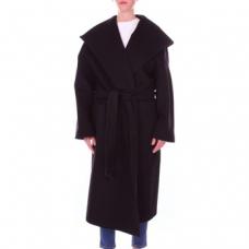 Abrigo Bottega Martinese  AMBRA Abrigo Mujer negro  en color Negro
